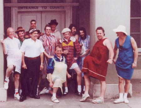 AFTER COURT ISLE OF WIGHT 1990