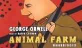 George Orwell and farewell